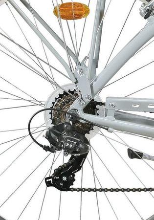 28 Zoll Herren City Fahrrad 21 Gang Montana Lunapiena – Bild 10