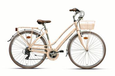 28 Zoll Damen City Fahrrad Montana Lunapiena 21 Gang – Bild 2