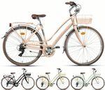 28 Zoll Damen City Fahrrad Montana Lunapiena 7 Gang