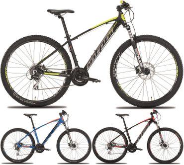 29 Zoll Mountainbike Montana Urano 24 Gang – Bild 1