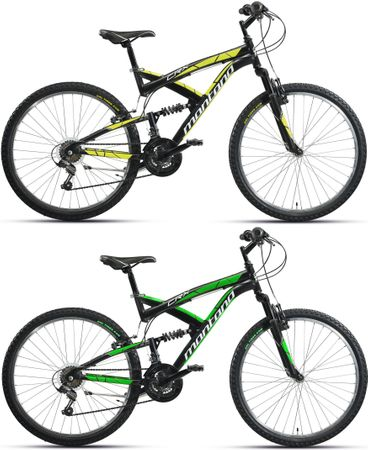26 Zoll Fully Mountainbike Montana CRX 21 Gang – Bild 1