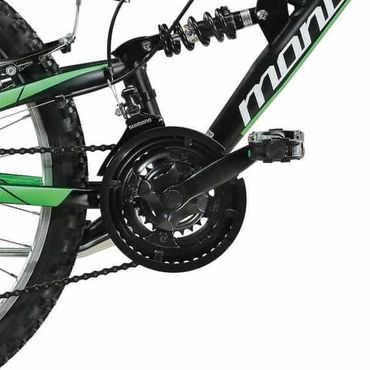 20 Zoll Fully Mountainbike Montana CRX 18 Gang – Bild 8