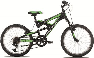 20 Zoll Fully Mountainbike Montana CRX 6 Gang – Bild 3