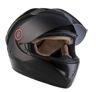 SOXON ST-666 Shiny Night Integralhelm Helm Motorradhelm XS S M L XL – Bild 2