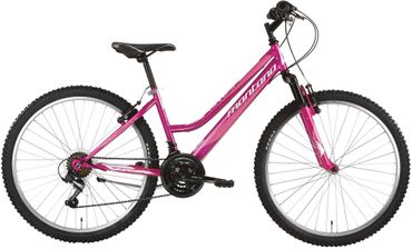 26 Zoll Damen Mountainbike Montana Escape 18 Gang Starrgabel – Bild 2
