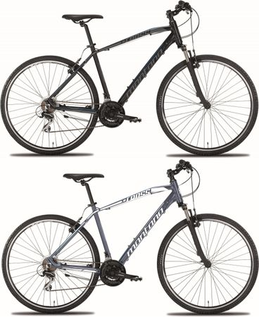 28 Zoll Mountainbike Montana X-Cross 24 Gang