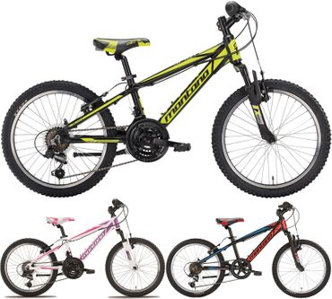 20 Zoll Mountainbike Montana Spidy 18 Gang
