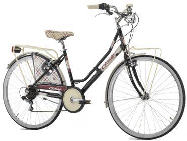 26 Zoll Damen Holland Fahrrad Cinzia Kilt 6 Gang – Bild 3