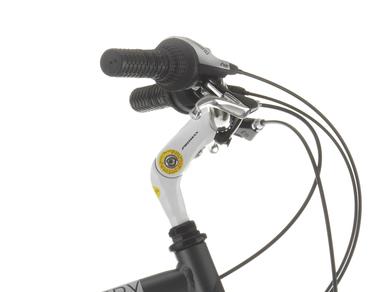 28 Zoll Cinzia Discovery Herren Trekking Fahrrad Aluminium 21 Gang – Bild 4