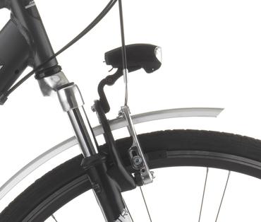 28 Zoll Cinzia Discovery Herren Trekking Fahrrad Aluminium 21 Gang – Bild 6