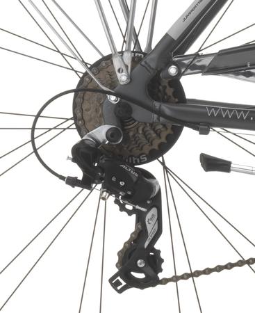 28 Zoll Cinzia Discovery Herren Trekking Fahrrad Aluminium 21 Gang – Bild 9