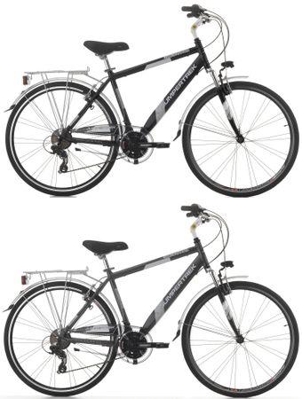 28 Zoll Cinzia Discovery Herren Trekking Fahrrad Aluminium 21 Gang – Bild 1