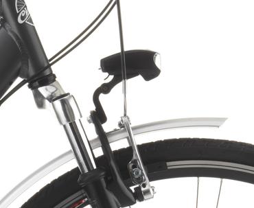 28 Zoll Cinzia Discovery Damen Trekking Fahrrad Aluminium 21 Gang – Bild 6