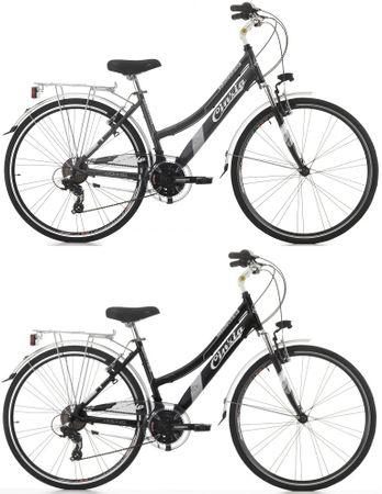 28 Zoll Cinzia Discovery Damen Trekking Fahrrad Aluminium 21 Gang