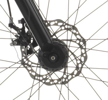 20 Zoll Cinzia XX Fat Jungen Mountainbike 6 Gang – Bild 7