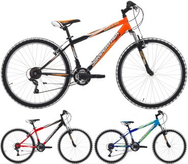 26 Zoll Mountainbike Cinzia Shark 18 Gang – Bild 1