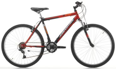 26 Zoll Mountainbike Cinzia X-Trail 18 Gang – Bild 3