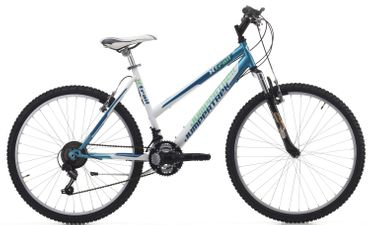 26 Zoll Damen Mountainbike Cinzia X-Trail 18 Gang – Bild 2