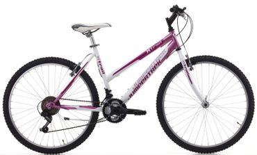 26 Zoll Cinzia X-Trail Damen Mountainbike 18 Gang – Bild 2