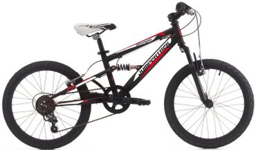 20 Zoll Fully Mountainbike Cinzia Shape 6 Gang – Bild 2