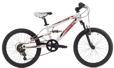 20 VTT Enfant Cinzia Shape Shimano 6 Vitesses Velo de Montagne Double Suspension – Bild 4