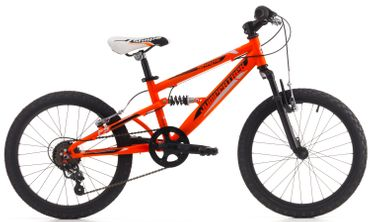 20 VTT Enfant Cinzia Shape Shimano 6 Vitesses Velo de Montagne Double Suspension – Bild 5