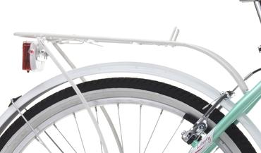 24 Zoll Mädchen Fahrrad Cinzia Liberty 6 Gang – Bild 7
