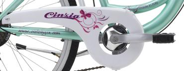 24 Zoll Cinzia Liberty Girl Mädchen Fahrrad 6 Gang – Bild 8