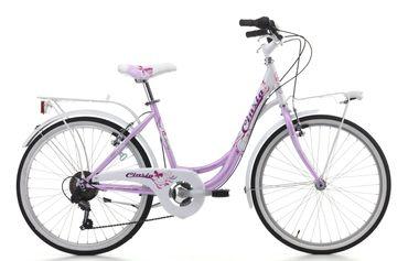 24 Zoll Mädchen Fahrrad Cinzia Liberty 6 Gang – Bild 3