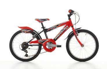 20 Zoll Cinzia Flipper Boy Jungen Fahrrad 6 Gang – Bild 2