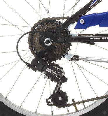 20 Zoll Cinzia Flipper Boy Jungen Fahrrad 6 Gang – Bild 9