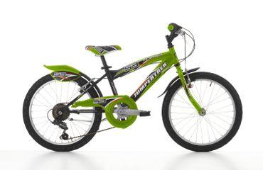 20 Zoll Cinzia Flipper Boy Jungen Fahrrad 6 Gang – Bild 4