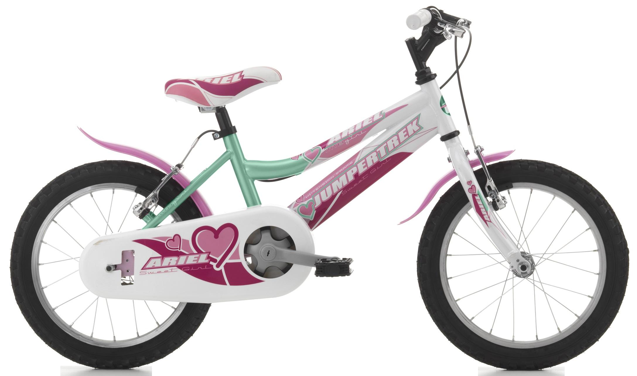 16 zoll m dchen fahrrad cinzia ariel fahrr der kinderr der. Black Bedroom Furniture Sets. Home Design Ideas