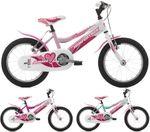 16 Zoll Mädchen Fahrrad Cinzia Ariel 001