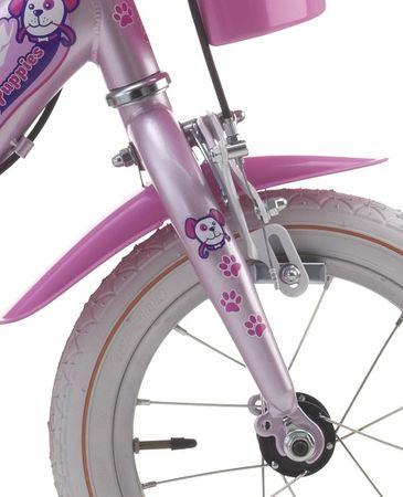 12 Zoll Cinzia Puppies Girl Mädchen Fahrrad – Bild 6