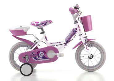 12 Zoll Cinzia Puppies Girl Mädchen Fahrrad – Bild 3