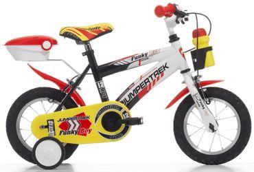 12 Zoll Kinder Fahrrad Cinzia Funky Boy  – Bild 3