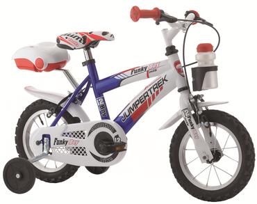 12 Zoll Kinder Fahrrad Cinzia Funky Boy  – Bild 2