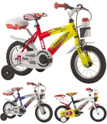 12 Zoll Kinder Fahrrad Cinzia Funky Boy  – Bild 1