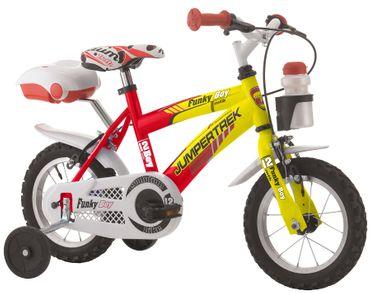 12 Zoll Kinder Fahrrad Cinzia Funky Boy  – Bild 4
