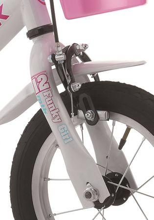 12 Zoll Cinzia Funky Girl Mädchen Fahrrad – Bild 8