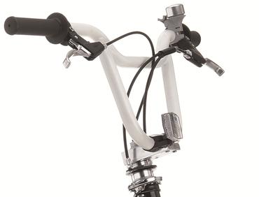 20 BMX Cinzia Rock Velo Freestyle Velo Enfant Rotor 360° Aluminium Bleu Vert – Bild 6