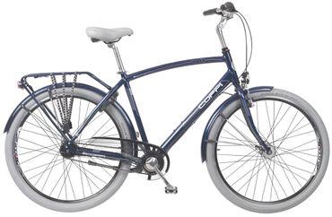 28 Zoll Herren Trekking Fahrrad Aluminium Nexus 7 Gang Coppi Rondo – Bild 1