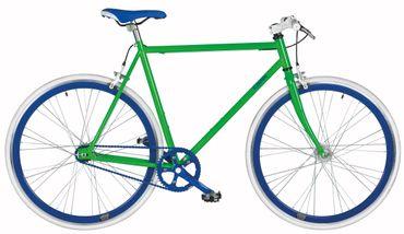 28 Zoll Fixed Gear Fahrrad Coppi Scatto Fisso – Bild 2