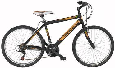 24 Zoll Jungen Mountainbike 18 Gang Coppi Jaunty – Bild 2