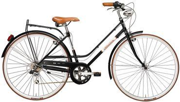 28 Zoll Damen Holland Fahrrad 6 Gang Adriatica Rondine – Bild 3
