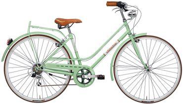 28 Zoll Damen Holland Fahrrad 6 Gang Adriatica Rondine – Bild 4