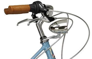 28 Zoll Damen Holland Fahrrad 6 Gang Adriatica Rondine – Bild 5