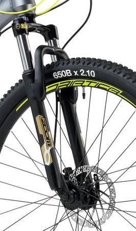 27,5 Zoll Mountainbike Adriatica Wing RS 24 Gang – Bild 6