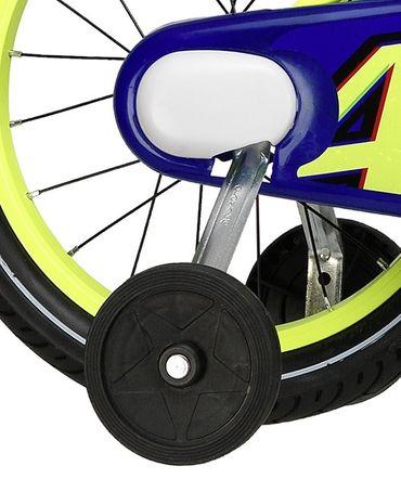 16 Zoll Jungen Fahrrad Adriatica Valentino Rossi VR 46 – Bild 7